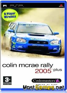 Colin McRae Rally (2005) (ENG) (PSP)
