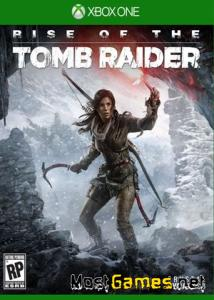 Rise of the Tomb Raider (PAL/RUSSOUND) XBOX360